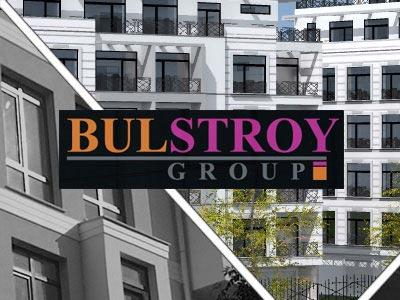 Уеб сайт за Булстрой Груп
